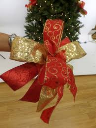 SAMSUNG CAMERA PICTURES. Christmas Tree Topper With Ribbon - Christmas  Decorations Ideas.