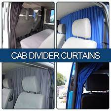 Vw T5 X2f Vw T6 Transporter X28 2003 2016 X29 Our Cab Divider Are Different To Those Supplied By Other S Diy Blinds Outdoor Blinds Living Room Blinds