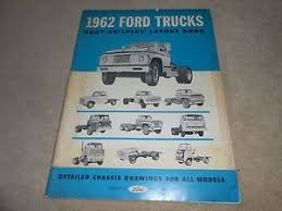 ford body builders wiring ford image wiring diagram 1962 ford truck body builders book manual pickups to bigs on ford body builders wiring