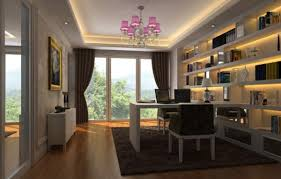 office interior decor. Home Office Interior Design Ideas Mesmerizing Alluring Also Designing With Decor