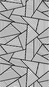 patterned coloring pages. Beautiful Patterned Free Coloring Page Coloringadulttrianglestraits Antistress Coloring  With Big Triangles Tangled And Striped Free On Patterned Pages E