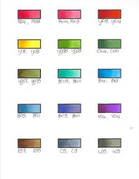 Color Blending Chart My Favorite Copic Blends Courtneys Paper Crafting
