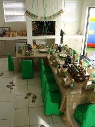 military party decoration ideas 28 images of army themed baby shower centerpiece salopetop com