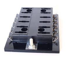 fuse blocks automotive wiring products blue sea fuse block 5025 at Dc Fuse Box