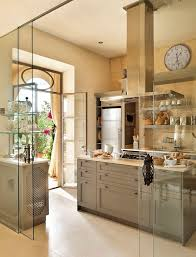 Interior Designs For Kitchens Simple 48 Gray Kitchen Design Ideas Decoholic