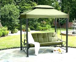 replacement canopy for swing trendy decor 2 garden patio parts outdoor seat universal large mainsta garden swing canopy