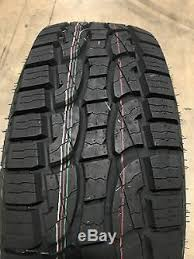 4 New 235 75r15 Crosswind A T Tires 235 75 15 2357515 R15 At