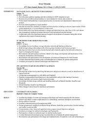 Resume For Architecture Job Design Architecture Resume Samples Velvet Jobs 91