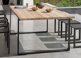 contemporary garden furniture uk. manutti prato teak garden table | tables modern furniture contemporary uk t
