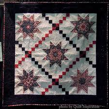 208 best Red, white and blue quilts images on Pinterest | Blue ... & Patriot Star, 58 x by Candace West (Floral City, Florida). 2015 World Quilt  Show, photo by Quilt Inspiration Adamdwight.com