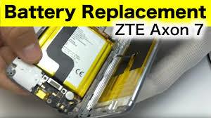 <b>ZTE</b> Axon 7 <b>Battery</b> Replacement - YouTube