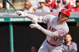 Why is the Angels' Shohei Ohtani in a ...
