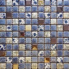 wall tiles design. Porcelain Tile Backsplash Kitchen For Walls Blue And White Glazed Shower Wall Tiles Design Cheap Mosaic