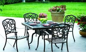 iron patio furniture large size of dining iron outdoor furniture care cast iron patio dining table