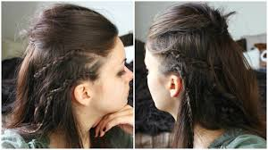 Hair Style Tv Shows lagertha vikings hair makeup & costume youtube 8580 by wearticles.com
