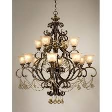 bronze and crystal chandelier. Bronze Crystal Chandelier Wonderful Mini . And E