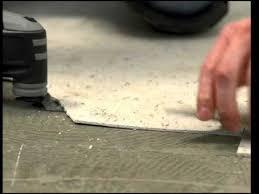 removing vinyl tile and adhesive dremel mm40