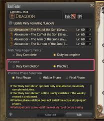 setting description