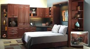 murphy bed office desk. Modren Office Murphy Bed Office Desk Combo Pillow White Simple Classic Zoom With Regard  To Plan  A