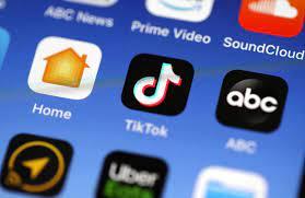 TikTok App Amid Pentagon Warning ...