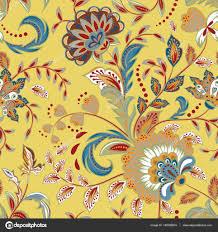 Behang Print Trendy Behang Met Een Asanoha Print In Het Petrol De