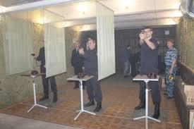 В Комсомольском ЛО МВД России на транспорте состоялось контрольное  В Комсомольском ЛО МВД России на транспорте состоялось контрольное тестирование сотрудников по профессиональной подготовке