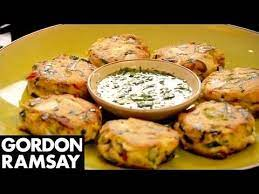 Here are the subjects of. Spiced Tuna Fishcakes Gordon Ramsay Gordon Ramsay Recipe Gordon Ramsey Recipes Gordon Ramsay
