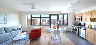 Two Bedroom Apartment In The Bronx A Spacious Living Room In A Two Bedroom  Duplex In . Two Bedroom Apartment In The Bronx ...