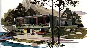 Small Picture Minimalist Mid Century Modern Home Design Plans Mid Century Modern