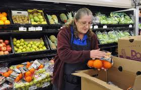 Produce Manager One Day Nancy Brown Produce Manager At Save A Lot The