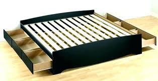 king size platform bed with storage king platform bed storage king size platform bed with storage
