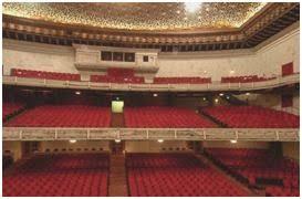Orpheum Theatre San Francisco Seating Chart Www