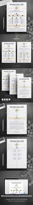 Curriculum Vitae Graphics, Designs & Templates From Graphicriver