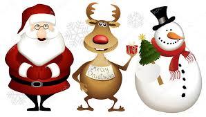 Resultado de imagen de dibujos navideños