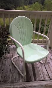 retro patio chairs 175 best vintage metal porch chairs images on