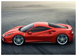 Ferrari 488 GTB – 458 Italia replacement goes turbo by CAR Magazine