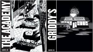 umbrella academy artist gabriel bá offers new look at series