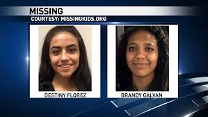 Authorities searching for teens who vanished in 2017 | KFOX