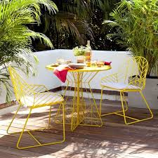 interesting outdoor table and chair sets with best painted patio manners coffee tables interesting table