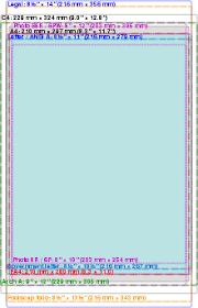 Paper Size Chart Pdf Paper Size Wikipedia