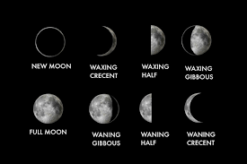 Phases Of The Moon Chart For Kids Moon Phase Shrinky Dink Necklace Video Garden Ideas