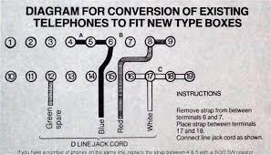telephones uk converting old telephones converting 700 series telephones · 700 series wiring