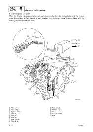 Yamaha Outboard Fuel Mixture Chart Yamaha F50tr Outboard Service Repair Manual L 421732