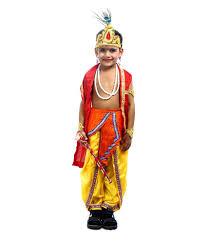 fancy dress. sbd lord krishna mythological fancy dress for kids