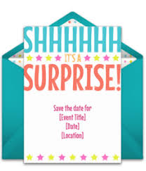 Surprise Images Free Free Birthday Save The Dates Online Punchbowl