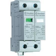 Контрольные реле напряжения тока finder купить в МИГ Электро Серии 7p Устройства защиты от импульсных перенапряжений