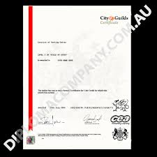 Formal Certificates Fake City And Guilds Certificates Diplomacompany Com Au