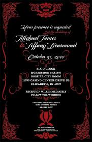 Masquerade Wedding Invites Masquerade Wedding Invitation By Greymatterdesign Deviantart Com