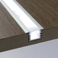 hidden lighting. led lights can be combined with aluminum extrusion and lens to create a beautifully recessed bar hidden lighting t