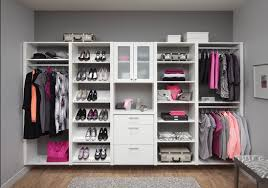 Attractive Closet Shelving Options Closet Shelves Organizer Storage